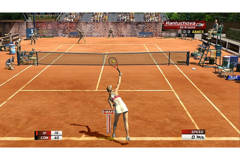 Virtua Tennis 3 PC Download - Free Games Download