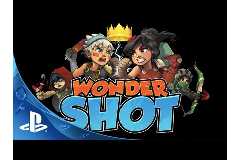 Wondershot Game | PS4 - PlayStation