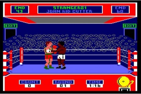 Barry McGuigan World Champoinship Boxing | Retro Gamer
