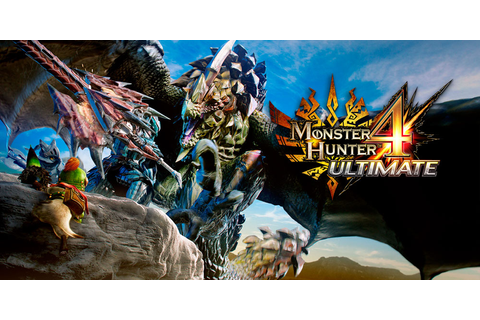 Monster Hunter 4 Ultimate | Nintendo 3DS | Games | Nintendo