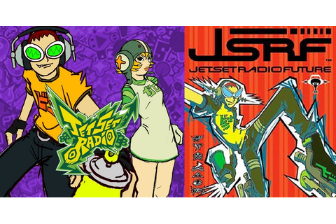 Buy Jet Set Radio HD - Cheap, Secure & Fast | Gamethrill