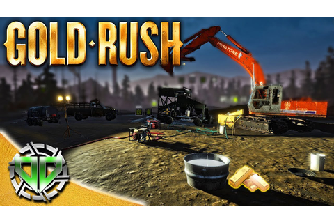 Gold Rush the Game : Gold at Night & New Fuel Tank!! (PC ...
