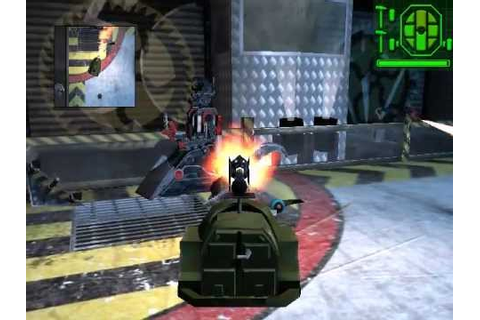 Robot Wars Extreme Destruction: Arcade Mode Capture The ...