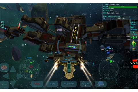 Vendetta Online 3D Space Combat Game Receives More Oculus ...