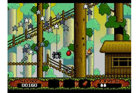 Fantastic Dizzy Gameplay (PC) - YouTube