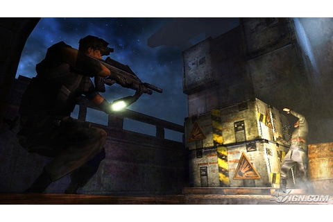 Splinter Cell Essentials Screenshots, Pictures, Wallpapers ...