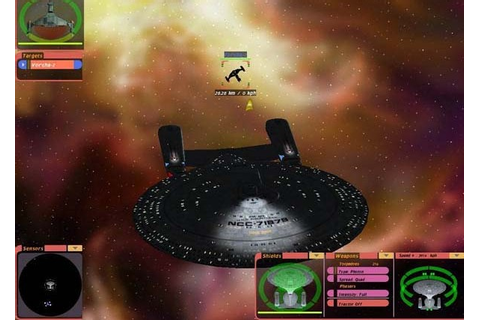 Star Trek Bridge Commander Game - Free Download Full ...