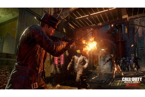 New 'Call of Duty: Black Ops' Game Ups the Zombies and the ...