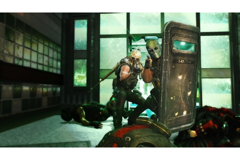 Tokyo Game Show Screenshots - Army of Two : Le 40ème Jour