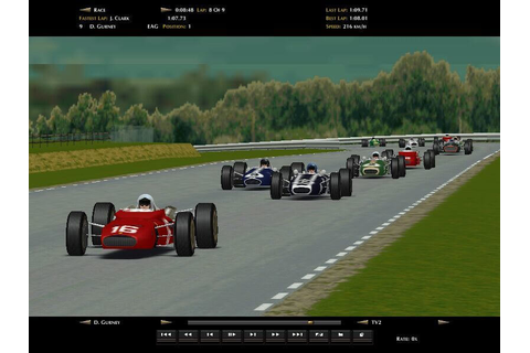 Download Grand Prix Legends (Windows) - My Abandonware