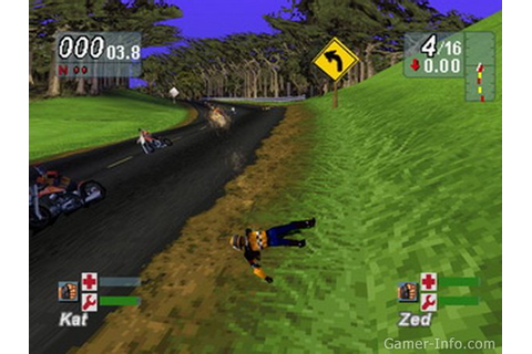 Road Rash: Jailbreak (2000 video game)