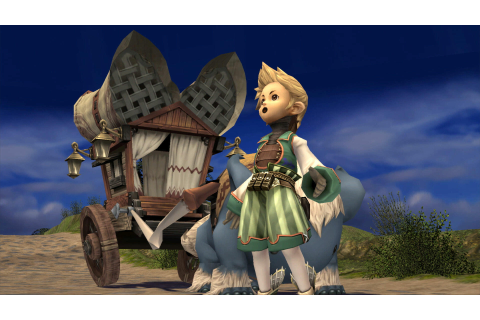 Final Fantasy Crystal Chronicles' Remaster is Hitting ...