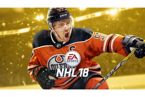 Connor McDavid named cover athlete for 'NHL 18' | NHL ...