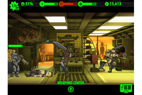 Fallout Shelter - The Game image - - Enclave - - Mod DB