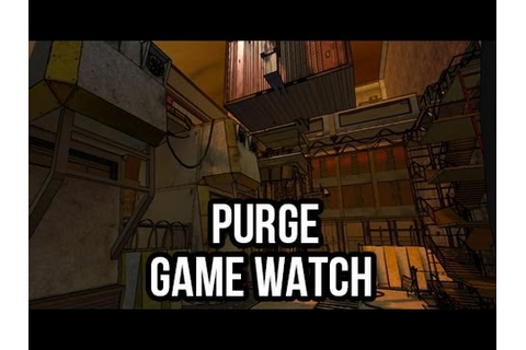 Purge (Free PC Action Game): FreePCGamers Game Watch - YouTube