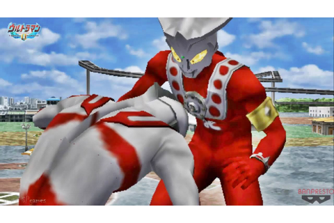 Ultraman Leo Story Mode pt.4/6 ϟ Ultraman Fighting ...
