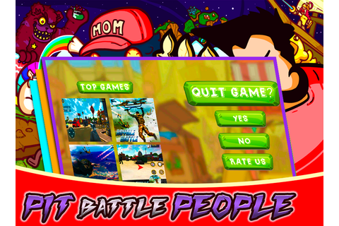 Pit Battle People for Android - APK Download