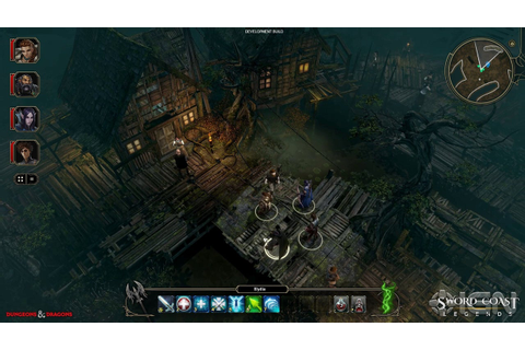 New Dungeons and Dragons Game Sword Coast Legends Coming ...