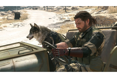 E3 2015 GAME PLAY DEMO | METAL GEAR SOLID V: THE PHANTOM ...