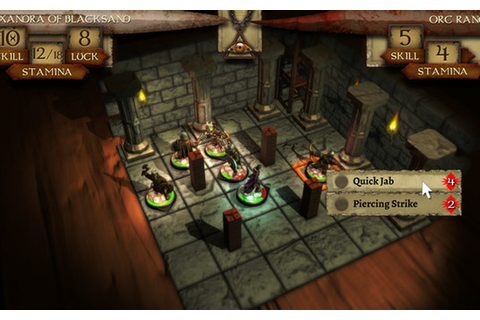 The Warlock of Firetop Mountain on Steam - PC Game | HRK Game