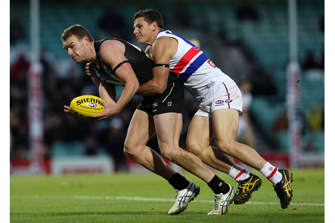 Andrew Moore in AFL European Challenge Game - Port ...