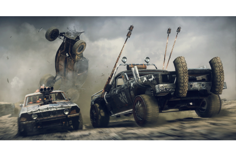 Mad Max: first ever gameplay footage revealed - VG247