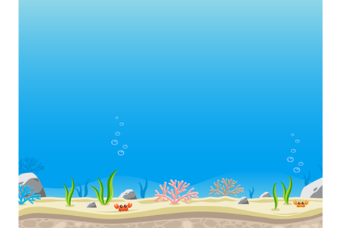 Sidescroller Game Background - Under the Ocean by ...
