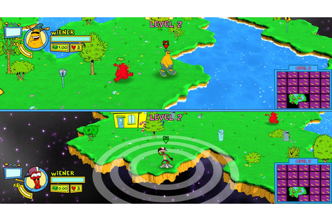 ToeJam & Earl: Back in the Groove PC Game - Free Download ...