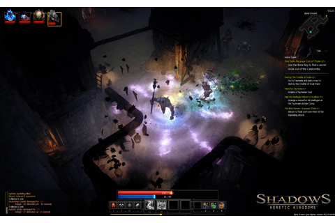 Shadows: Heretic Kingdoms - Download - Free GoG PC Games