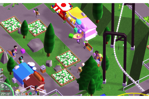 Parkitect - Theme Park Games