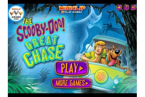 Scooby Doo By Doo Great Chase Game - Shockwave Games Play ...