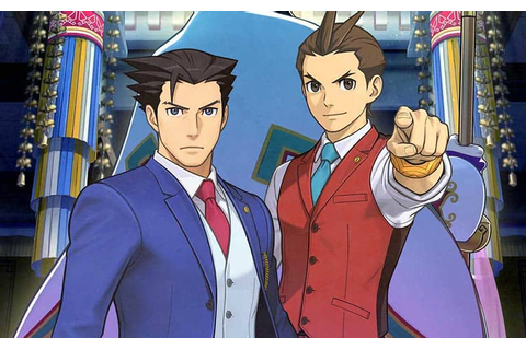 Phoenix Wright: Ace Attorney - Spirit of Justice Demo ...