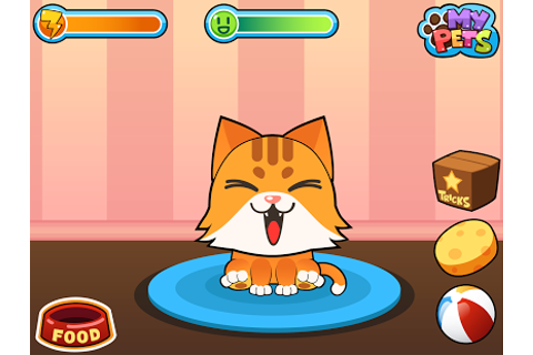 My Virtual Pet - Pets Game » Android Games 365 - Free ...