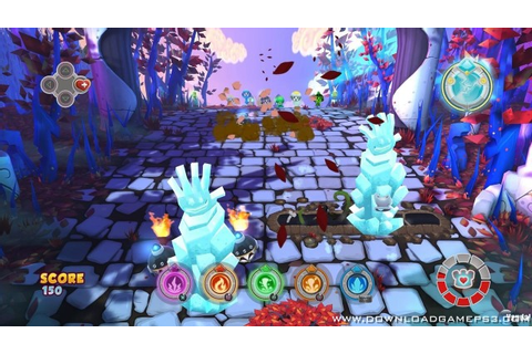Krinkle Krusher PSN - Download game PS3 PS4 RPCS3 PC free