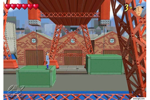 Inspector Gadget: Mad Robots Invasion Screenshots ...