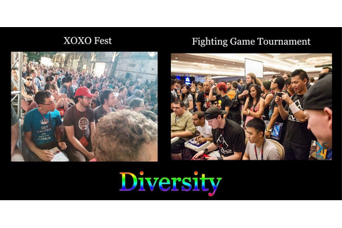 Social Justice Warrior Game Journalists Diversity ...