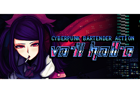 VA-11 Hall-A: Cyberpunk Bartender Action on Steam