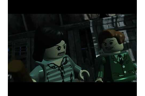 Lego Harry Potter : Années 1 à 4 - Gameplay Xbox 360 - YouTube