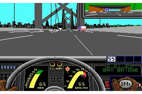 Vette! Download (1989 Simulation Game)