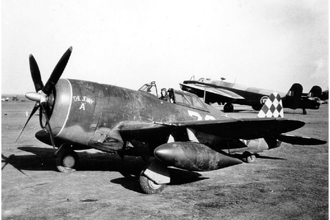 The P-47 Thunderbolt Fighter | HubPages