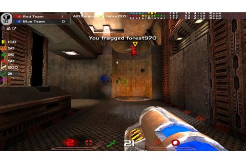Quake: Live Screenshots for Browser - MobyGames