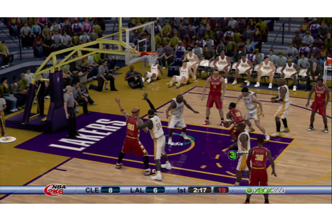(Throwback) NBA 2K6 - XBOX360 HD Gameplay - Full Game ...