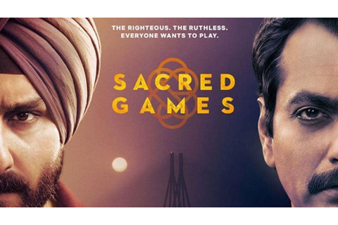 Sacred Games: How India's first Netflix original came ...