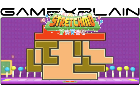 Stretchmo - NES Expo Game & Watch (Video Preview) - YouTube
