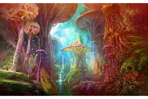 magic mushrooms by saykopineapple on DeviantArt