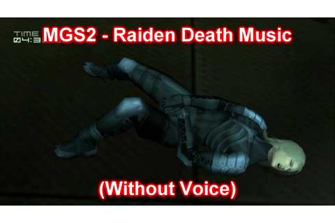 Metal Gear Solid 2: Sons Of Liberty - Game Over Music ...