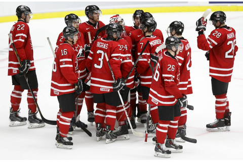 World junior championship: Finland defeats Canada