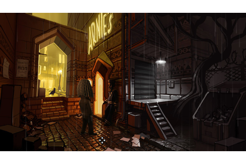 Superb Point and Click Adventure Game The Journey Down ...