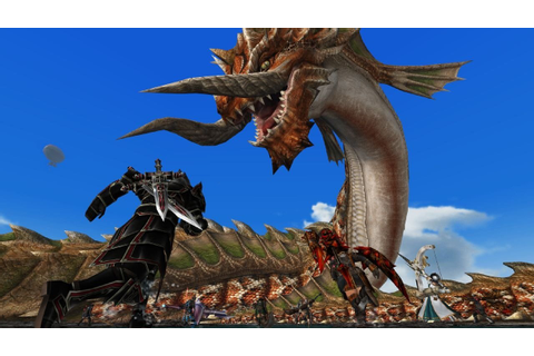 Monster Hunter Frontier Online Coming to Wii U in Japan ...