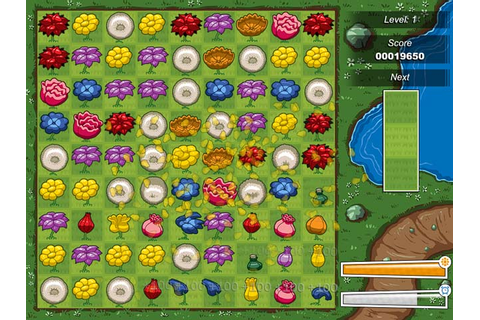 Flower Mania Game|Play Free Download Games|Ozzoom Games ...